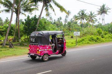 tuktuk sri lanka @NatasaSilec