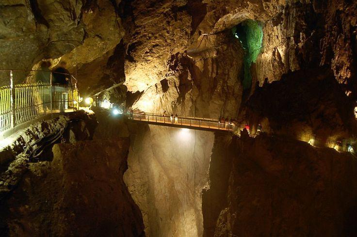 UNESCO Skocjan caves