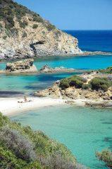 Arutas najlepša plaža Sardinija