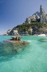 Cala Goloritzé najlepša plaža Sardinija