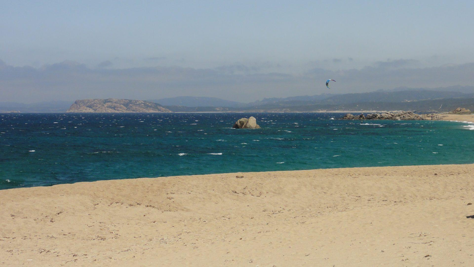 Kajtanje kitesurfing Sardinija (2)