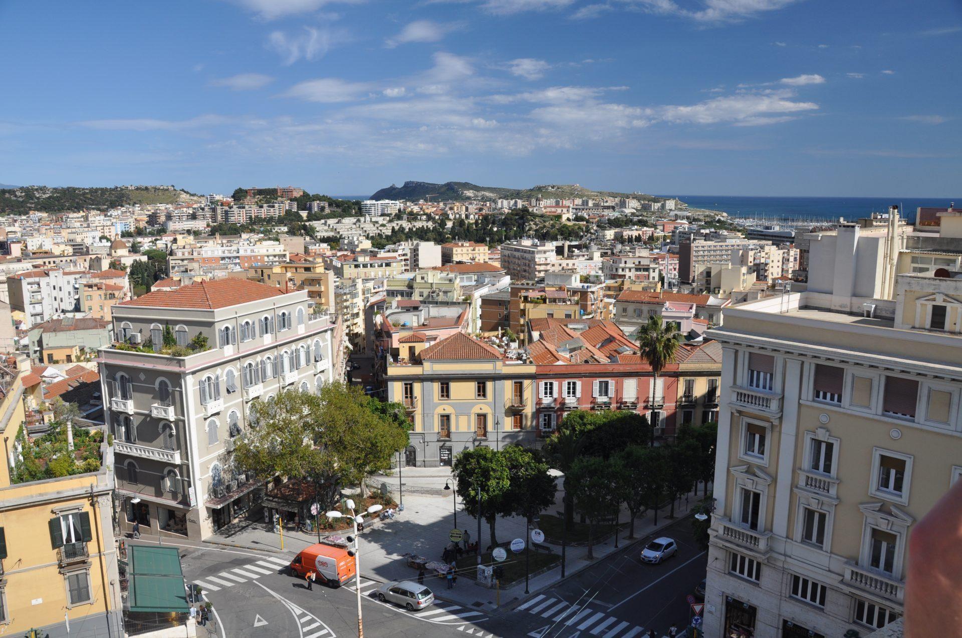 Cagliari glavne mesto sardinije