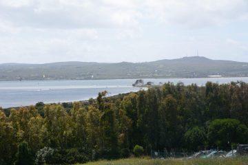 Kite spot Punta trettu Sardinia Baanaway