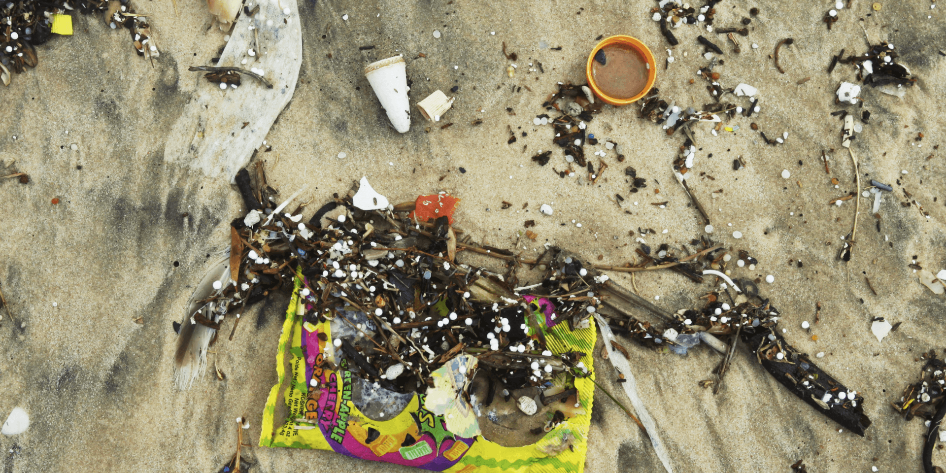 Plastika ogroža okolje, ljudi in živali