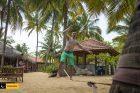 Slackline | kajt potovanje na Šrilanko