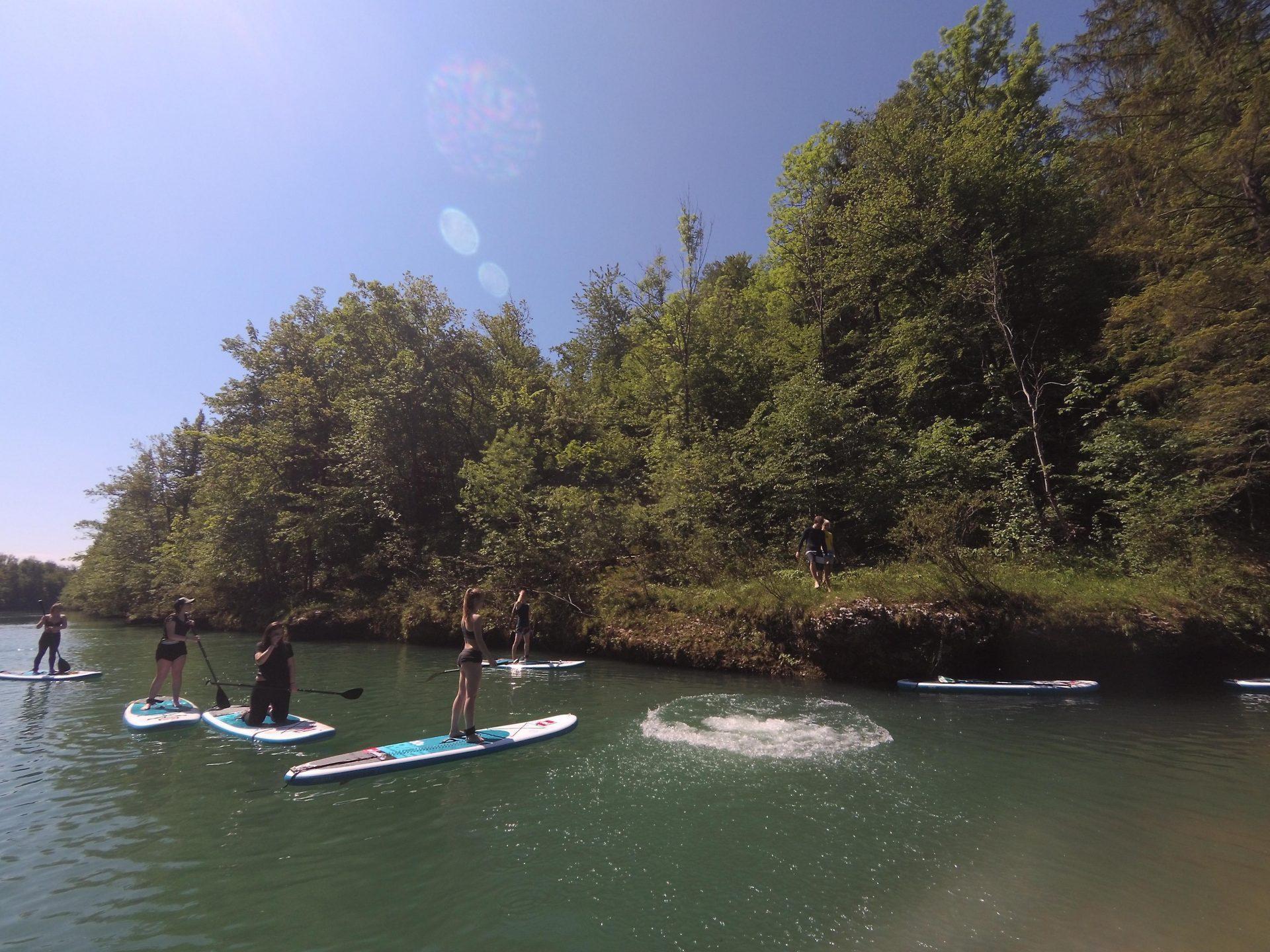 Supanje Zbiljsko jezero
