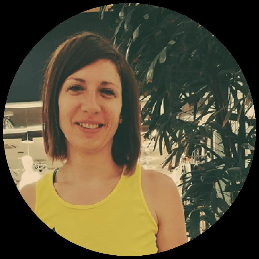 Suzana Simenič Bananaway inštruktor