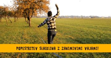 7 slackline vaj