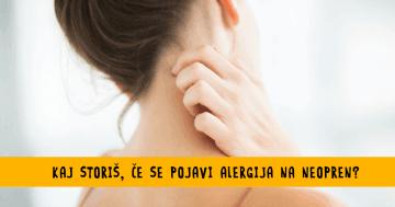 Alergija na neopren