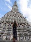 Eden najbolj znanih templjev v Bangkoku.