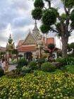 Tempelj v Bangkoku