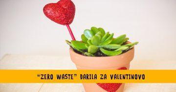 Zero waste darila