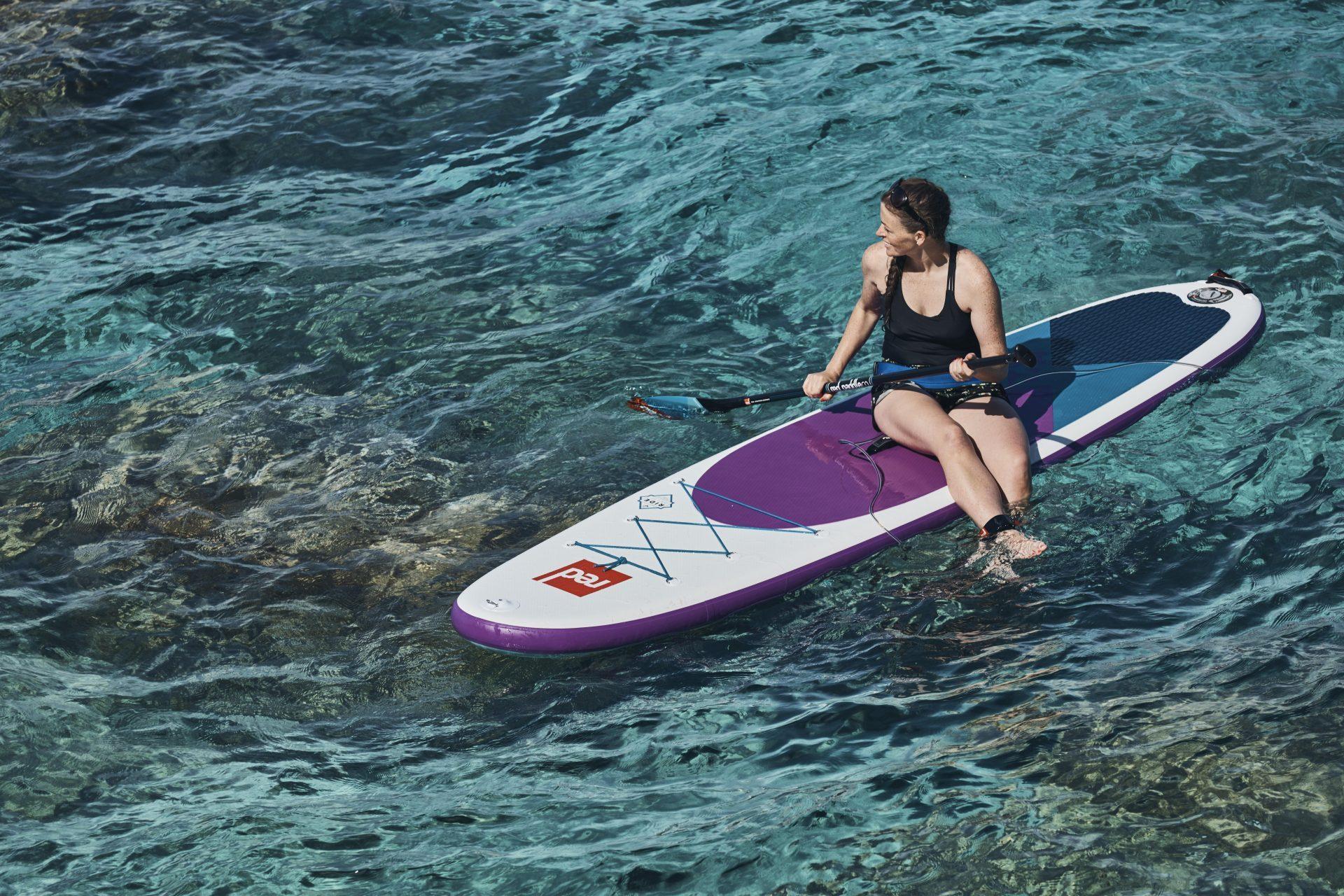 Red Paddle Ride - nova vijolična barva