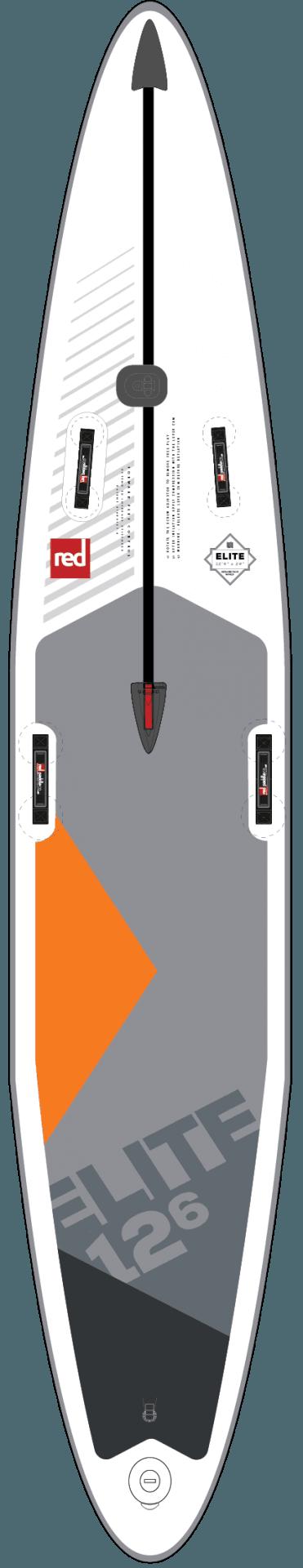 Red Paddle 2018 12'6 Elite