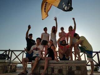 Kajtarsko potovanje na Sardinijo