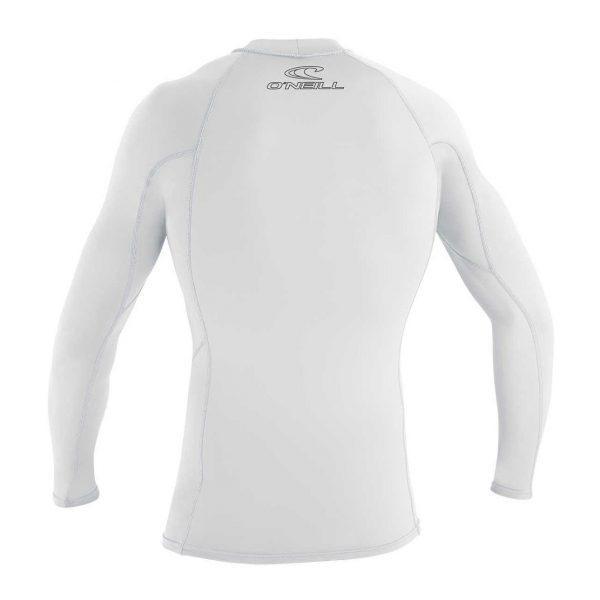 O'Neil lBasic Skins L/S Crew 025 WHITE,