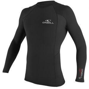 O'Neill Thermo-X L/S Crew Black front