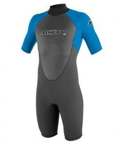 O'Neill Youth Reactor 2mm S/S Spring Grey Blue