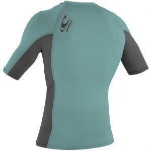 O'Neill Skins S/S Crew graph mineral back