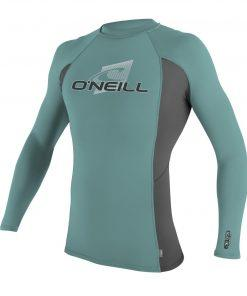O'Neill Skins L/S Crew mineral graph front
