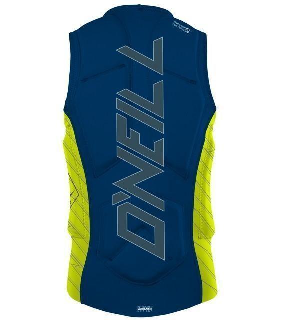 O'Neill Impact Gooru Padded Vest back