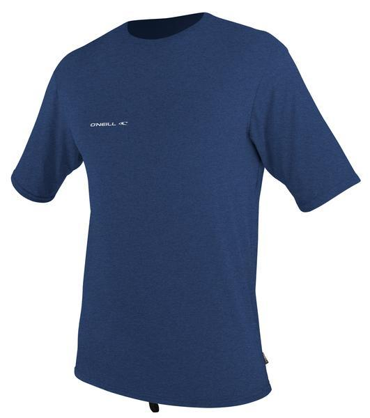 O'Neill Hybrid S/S Surf Tee Front Navy