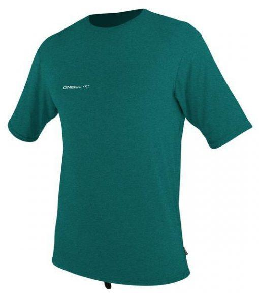 O'Neill Hybrid S/S Surf Tee Front Ink