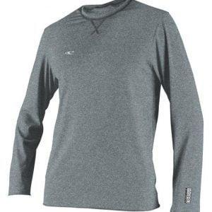 O'Neill Hybrid L/S Surf Tee Cool grey Front