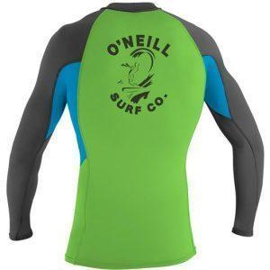 O'Neill Skins S/S Crew Graph Back