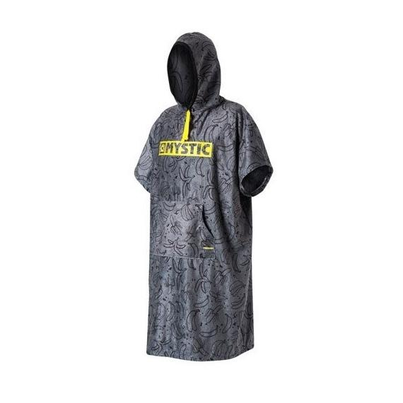 Mystic poncho allover 818 banana