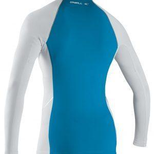 O'Neill WMS Skins Full-Zip Stitchless L/S, Back