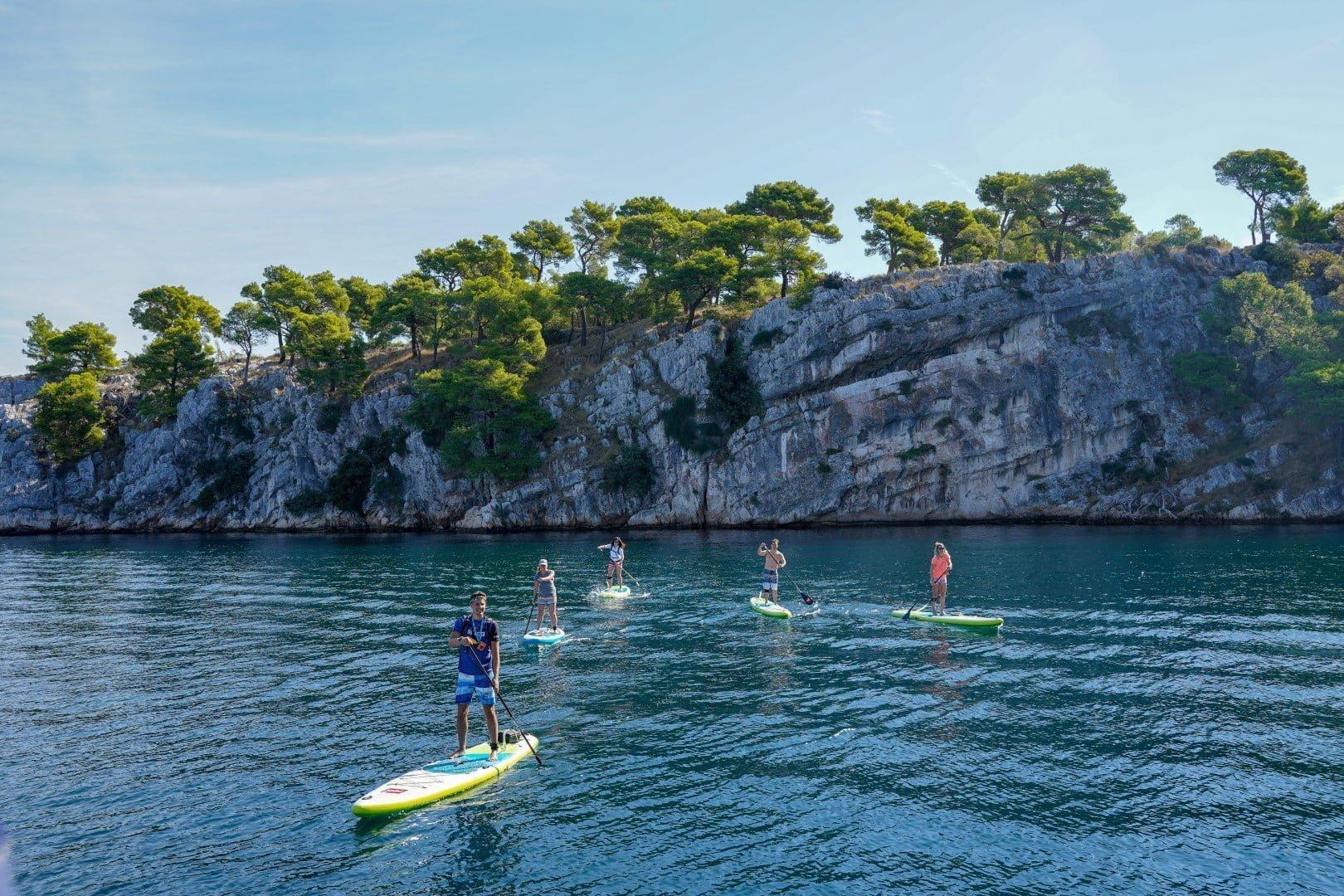 Sup počitnice na Hrvaškem - supanje na Hrvaškem
