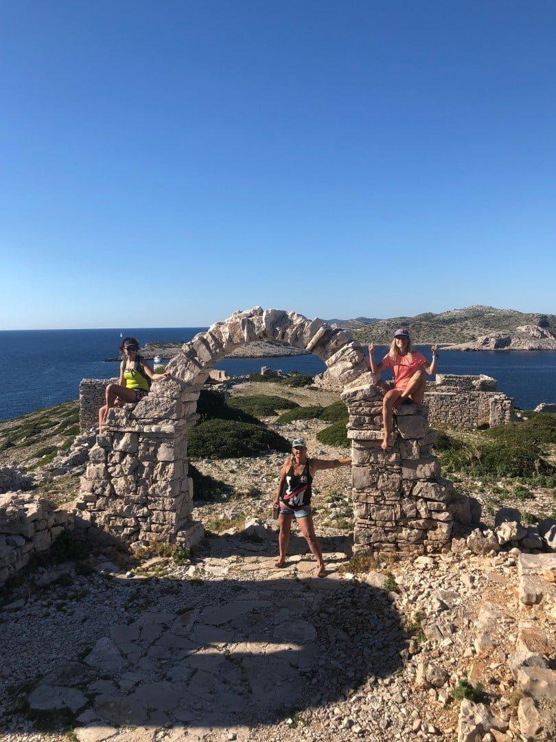 Aktivne počitnice na Hrvaškem