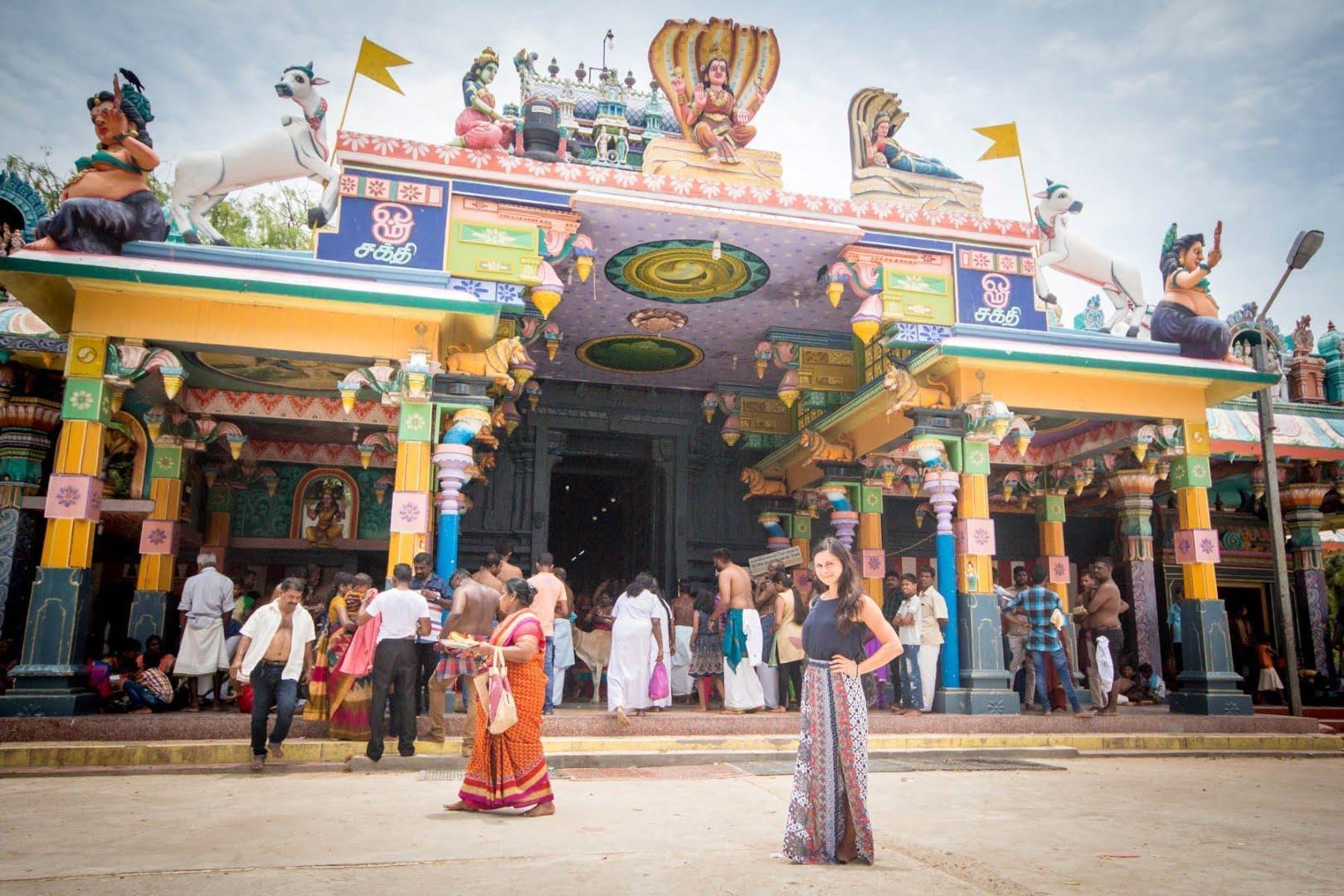 Kulturno bogata Šrilanka