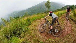 Mindoro mountain biking