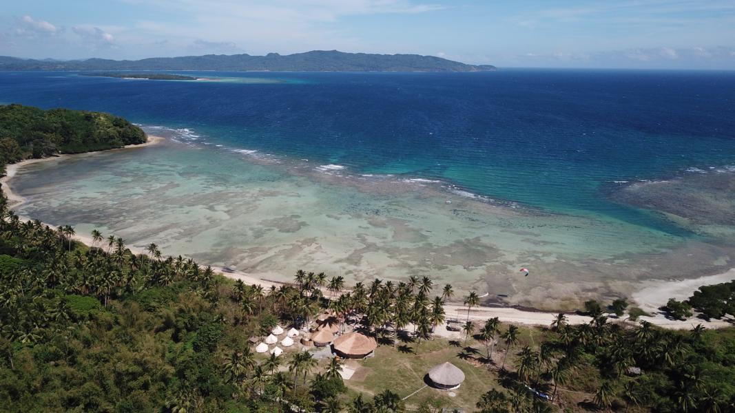 Kite spot Mindoro, Filipini