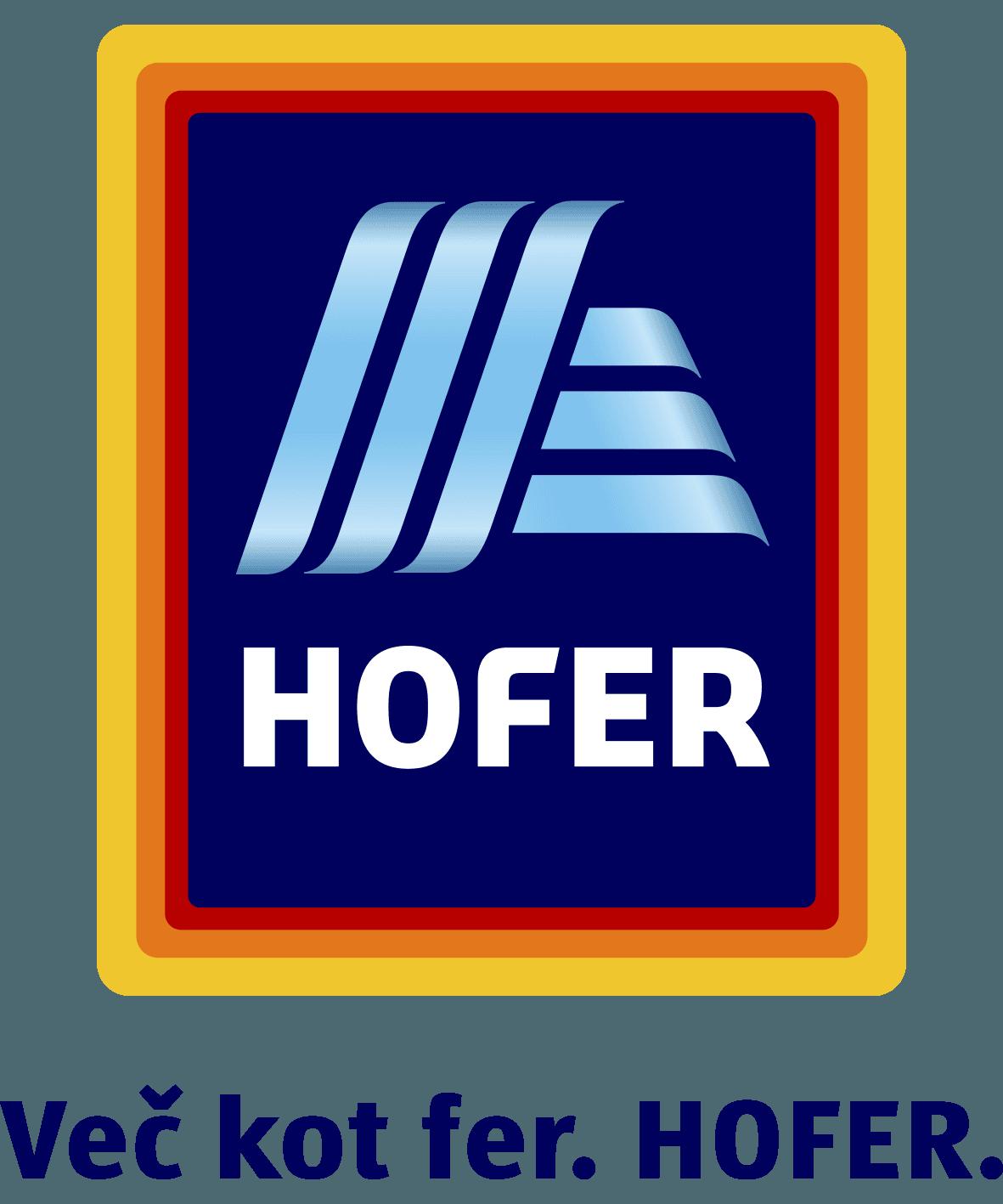 HOFER - uradni partner dogodka