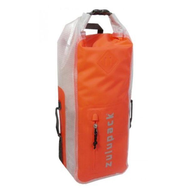 Zulupack backpack front