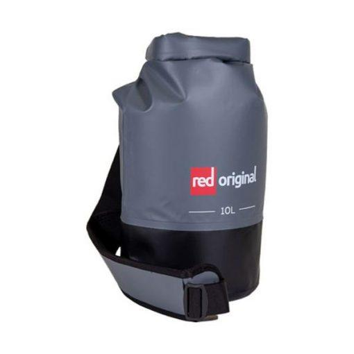 Red Original Dry bag grey