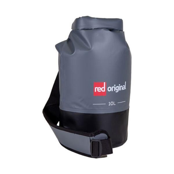 Red Original Dry bag grey