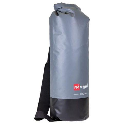 Red Original Dry bag grey 30L