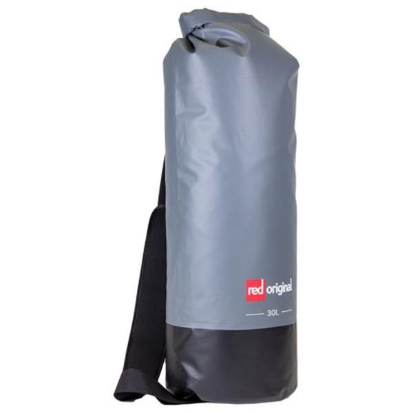 Red Original Dry bag grey 30L