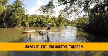 Supanje kot trajnostni turizem