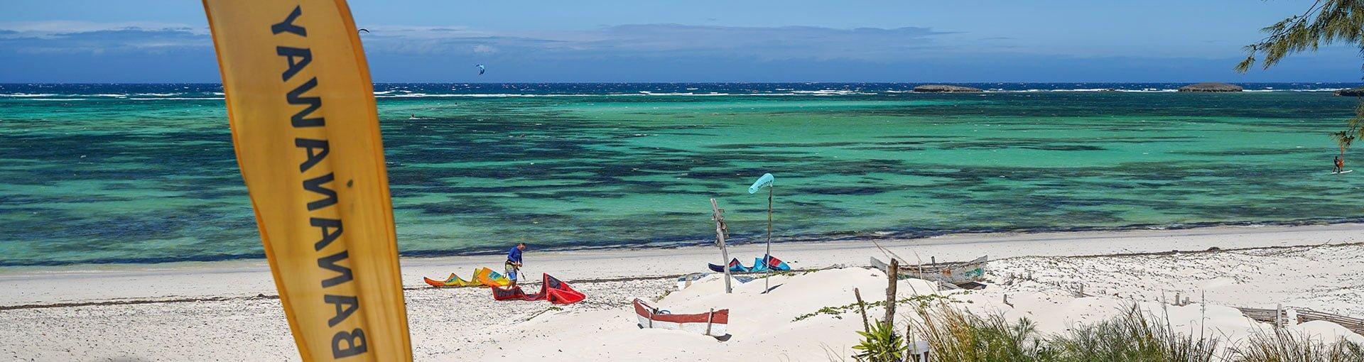 Kite potovanje na Madagaskar z Bananaway