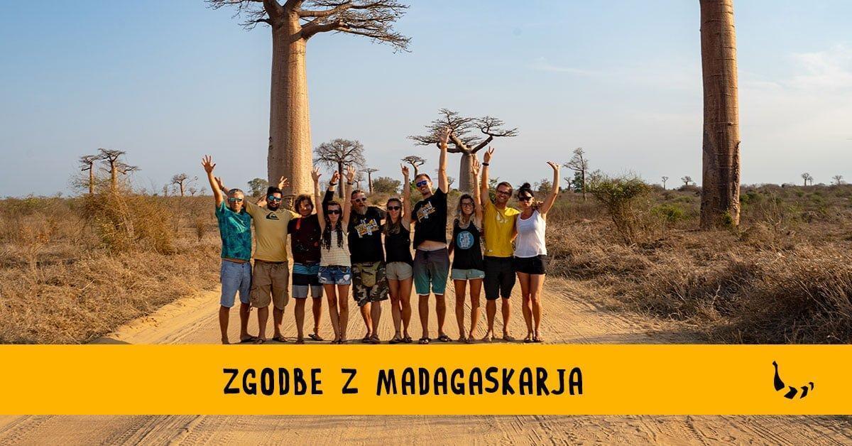 Zgodbe z Madagaskarja