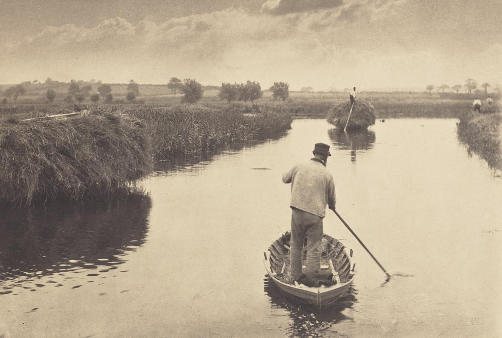Peter Henry Emerson: Quanting the Marsh Hay