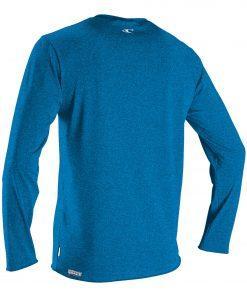 O'Neill Hybrid L/S Sun Shirt 188 BRITE BLUE