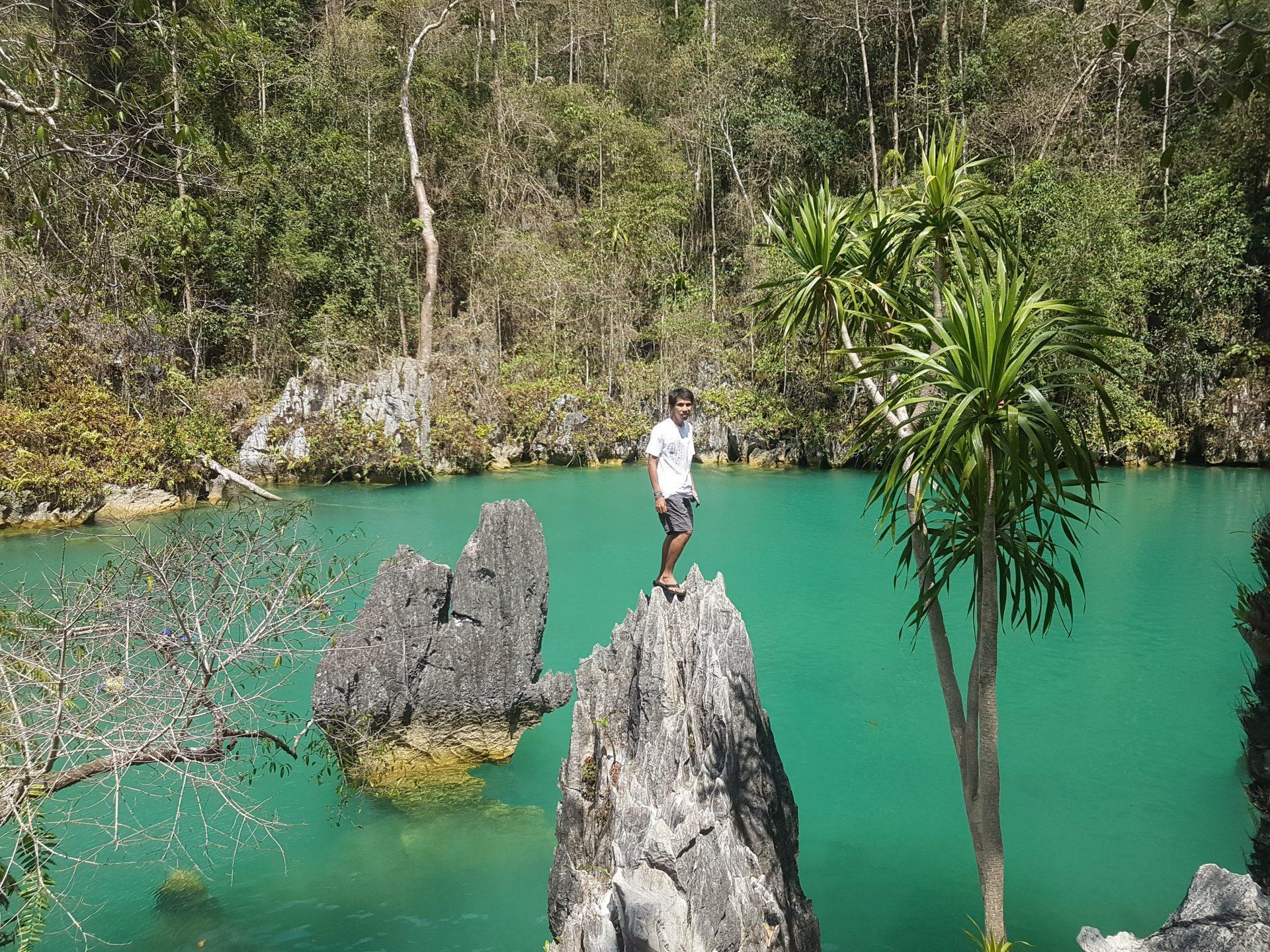 Blue lagoon Labengki