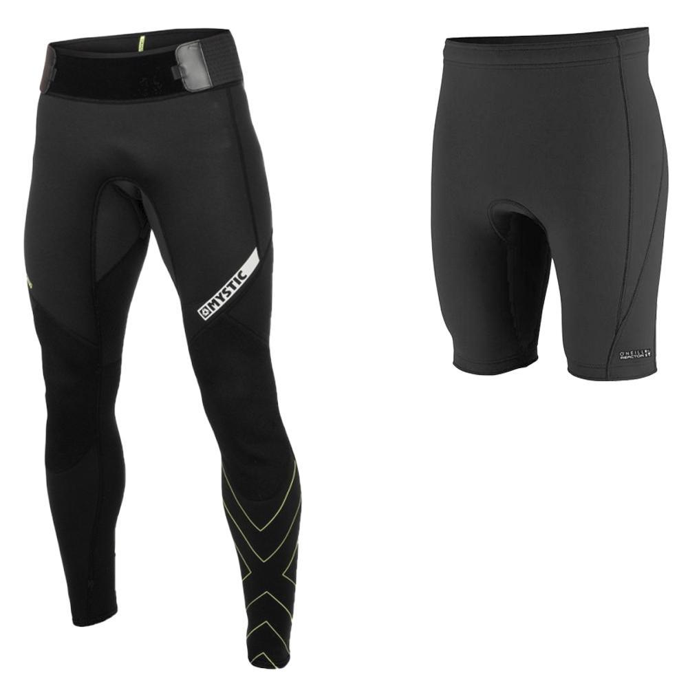 Dolge in kratke neoprenske hlače - Mystic MVMNT in O'Neill Thermo