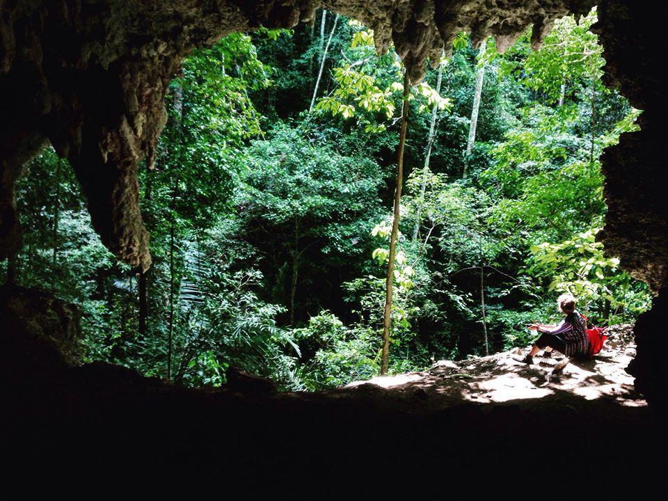 Netopirjeva jama